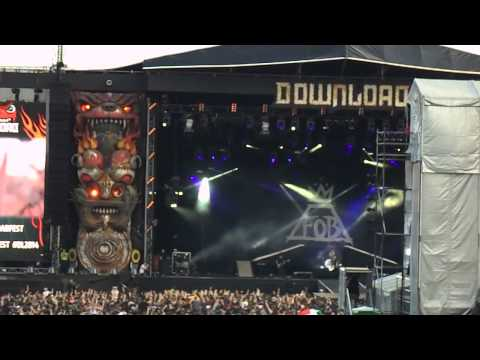 Fall Out Boy, Thanks for the Memories - Live at the Download Festival 2014