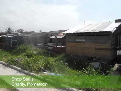 Guyana Vacation: Travel from Georgetown to Charity