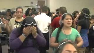 """IEAYS Parte 7 Conferencia Para Mujeres Cristianas """"¿Mujer Donde Estas Sentada?"""" Efesios 1:3"""