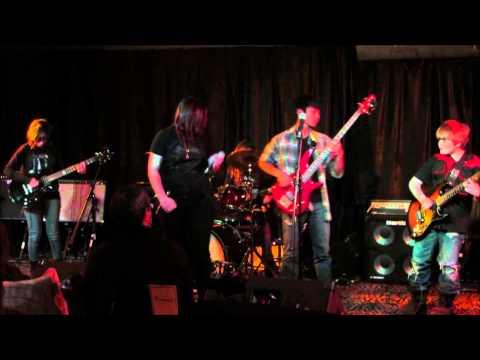 2014_01_25 09 Iron Man, Black Sabbath Show 2 Randolph School of Rock NP