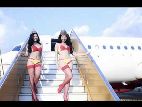 [heboh] Beredar Pose Hot Pramugari Seksi Berbikini video