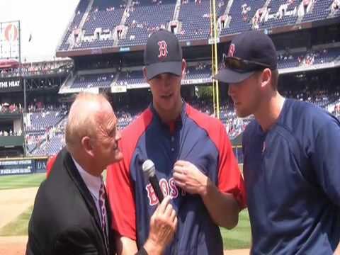 Durwood Mr. Doubletalk Fincher Interviews the Boston Red Sox