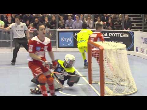 Resumo Taça CERS 1/4 Final 1.ª mão:  Saint Omer 1-4 OC Barcelos