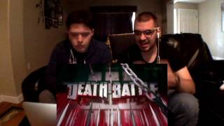 Reaction: Death Battle: Justin Bieber VS Rebecca Black