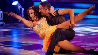 Dani Harmer & Vincent Simone Samba to 'Single Ladies' - Strictly Come Dancing 2012 - BBC One