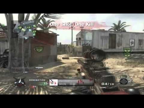 Desperation Montage Call of Duty Black Ops