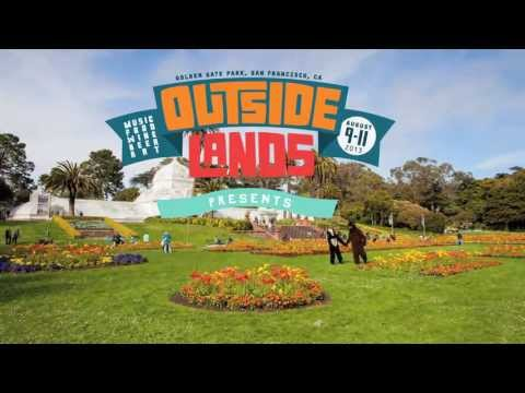 Outside Lands 2013 Lineup Announcement