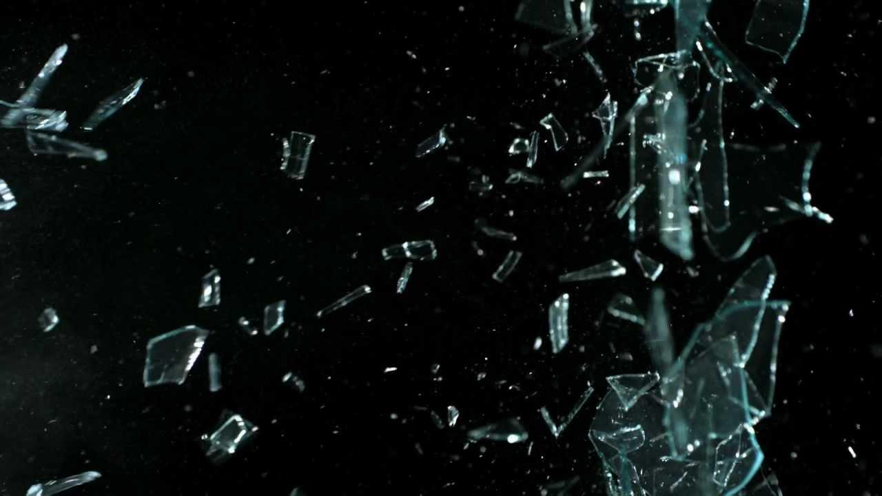 Anime Glass Texture