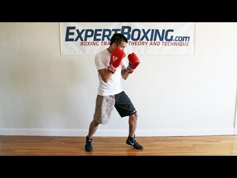 When to Use Bounce-Steps (Boxing Footwork) Image 1