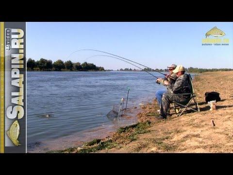 рыбалка по весне получи волге фидером
