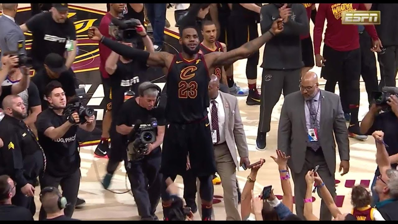 Cavs' LeBron James Hits Unreal Buzzer-Beater vs. Raptors in Game 3