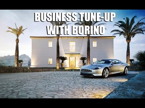 Real Estate Tune-Up With Borino - More Leads, Appointments and Listings