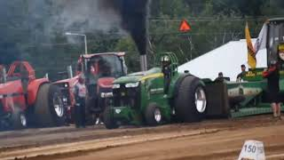 Truck and Tractor Pulling Tomah, WI