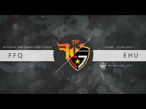 [12.03.17] Highlight: FFQ vs EHU [MDCS Spring 2017]