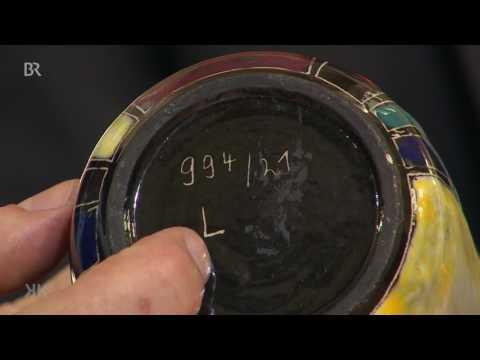 """Die Entdeckung der Fünfziger: """"Vase von Lu Klopfer"""" (Kunst + Krempel)"""