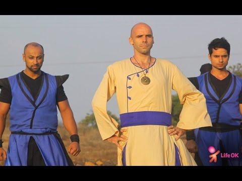 Shapath SuperCops vs SuperVillains LifeOK TV - Ninja MahaEpisode Pt1, with Zachary Coffin thumbnail