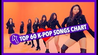 Download Lagu [TOP 60] K-POP SONGS CHART • MARCH 2018 (WEEK ONE) Gratis STAFABAND