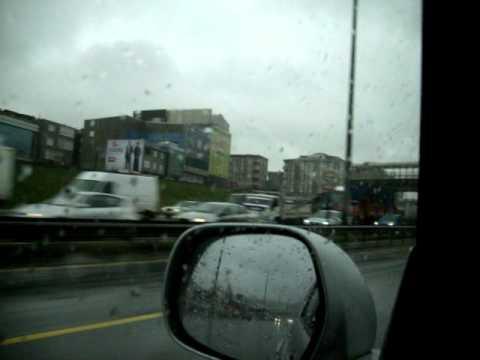 Istanbul trafic