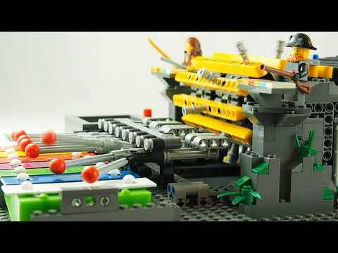 Lego Music Box playing Star Wars, Frozen etc.