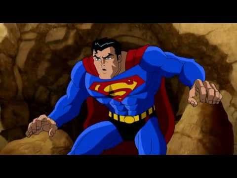 Superman vs Captain Marvel (Latino)
