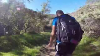 Catalina island hike