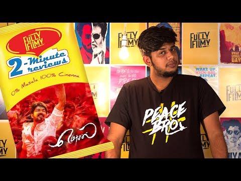 Mersal 2 - Minute Review | Vijay | Samantha | Kajal Aggarwal | Fully Filmy thumbnail