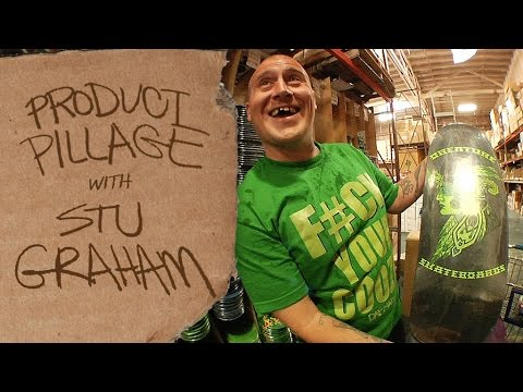Product Pillage with Stu Graham