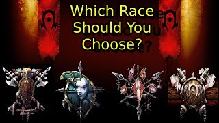 Horde Race Guide - World of Warcraft Classic