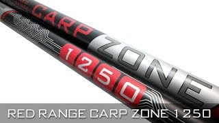 Drennan Red Range Carp Zone 1250