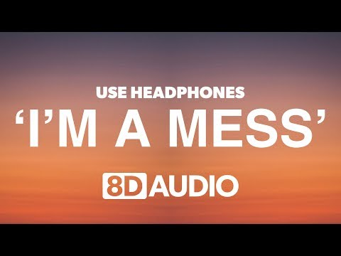 Download Lagu  Bebe Rexha - I'm A Mess 8D Audio 🎧 Mp3 Free