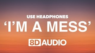 Download Lagu Bebe Rexha - I'm A Mess (8D Audio) 🎧 Gratis STAFABAND