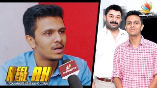 D-16 Director Karthik Naren Clarifies about Aravind Swamy in his Next