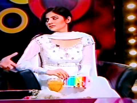 Sanam Baloch - White Dress - Super Hot Boobs