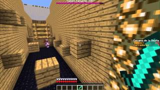 NO CONFIEIS EN VEGETTA!! - ESCAPA DE LA BESTIA #1 c/ LUZU, ALEX, VEGETTA Y WILLYREX - MINECRAFT