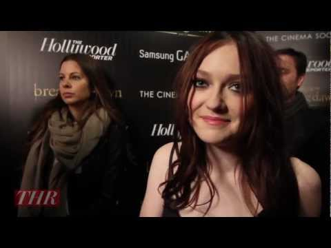 Dakota Fanning on the End of 'Twilight'