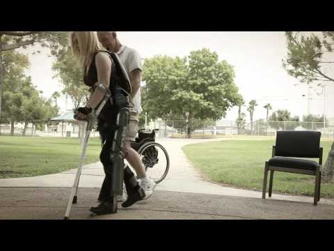 ReWalk – Walk again: Argo's Exoskeleton Technology