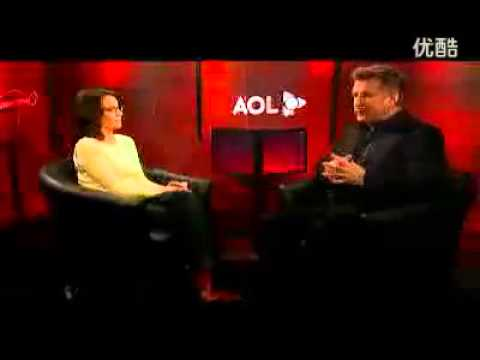 Tina Fey and Alec Baldwin - Unscripted (1)