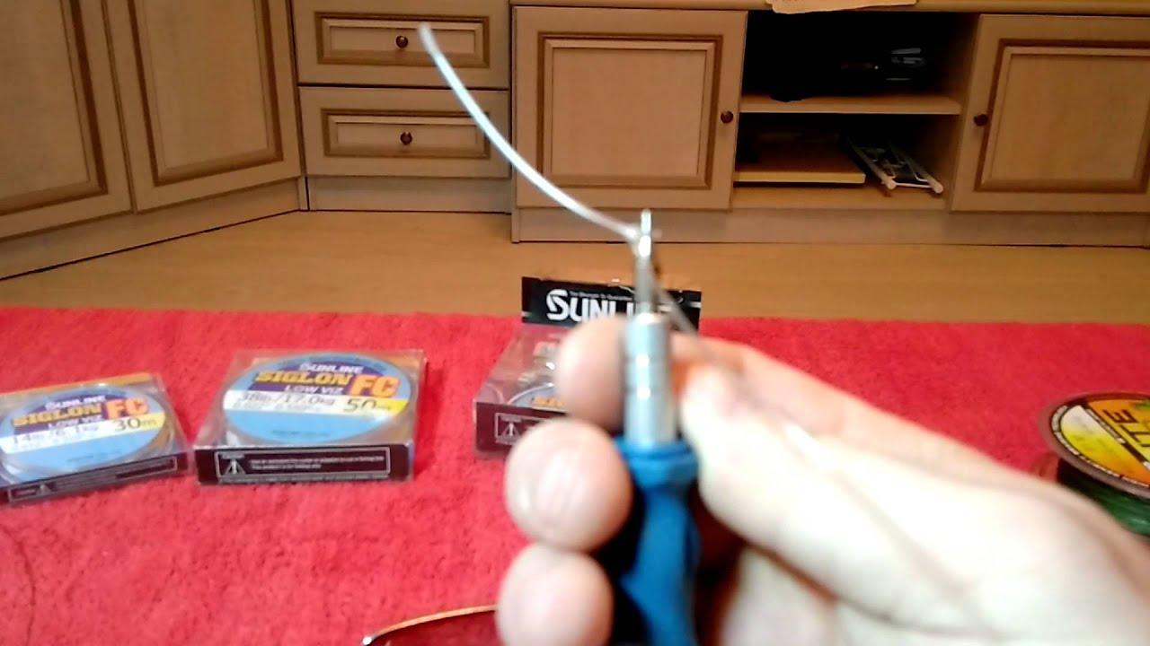 Поводок на щуку из флюрокарбона своими руками: пошаговая инструкция 52