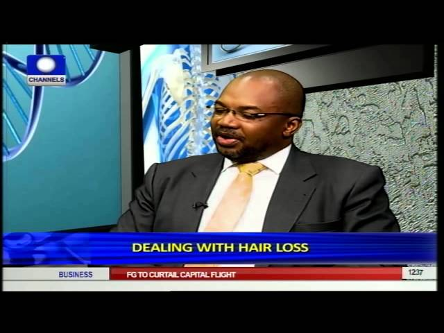 Health Matters: Dealing With Hair Loss Pt 1