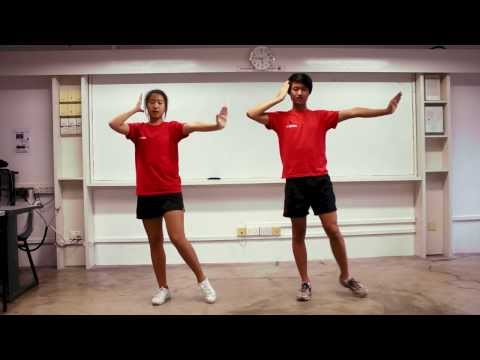 Ares Fac Dance'14 Tutorial 02 - Talk Dirty (Mirrored)
