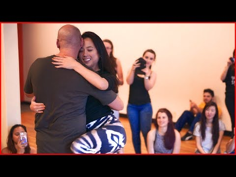 Anitta & J Balvin - Downtown | Zouk Dance | Ivo Vieira & Hannah Miller Jones at Zouk Atlanta