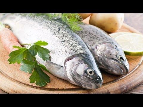 Видео как выбрать рыбу
