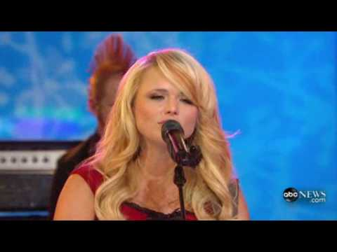 Miranda Lambert - Only Prettier ( Live On Good Morning America 09 29 2009 video