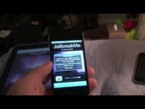 Jailbreak iPhone 4. iPad. & iPod Touch 4.0.1 (no computer)