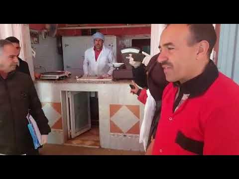 جولة للسلطة المحلية بالأسواق القروية والمحلات التجارية بإقليم سيدي إفني للتوعية ومراقبة الأسعار