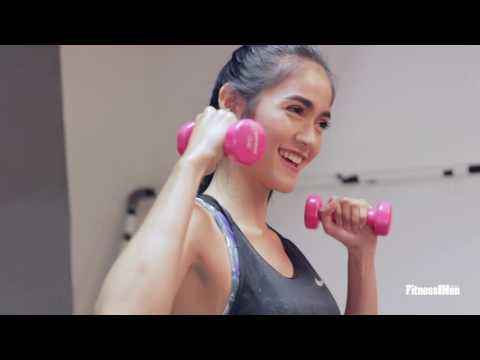 Kartika Berliana di Fitness for Men Januari 2017 thumbnail