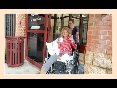 Mom Has Surgery For Her Gymnastics Injury | Flippin' Katie