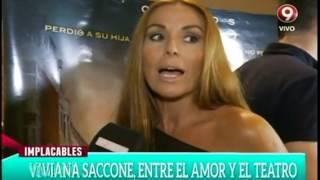 Viviana Saccone enamorada de un hombre de 20 años menos