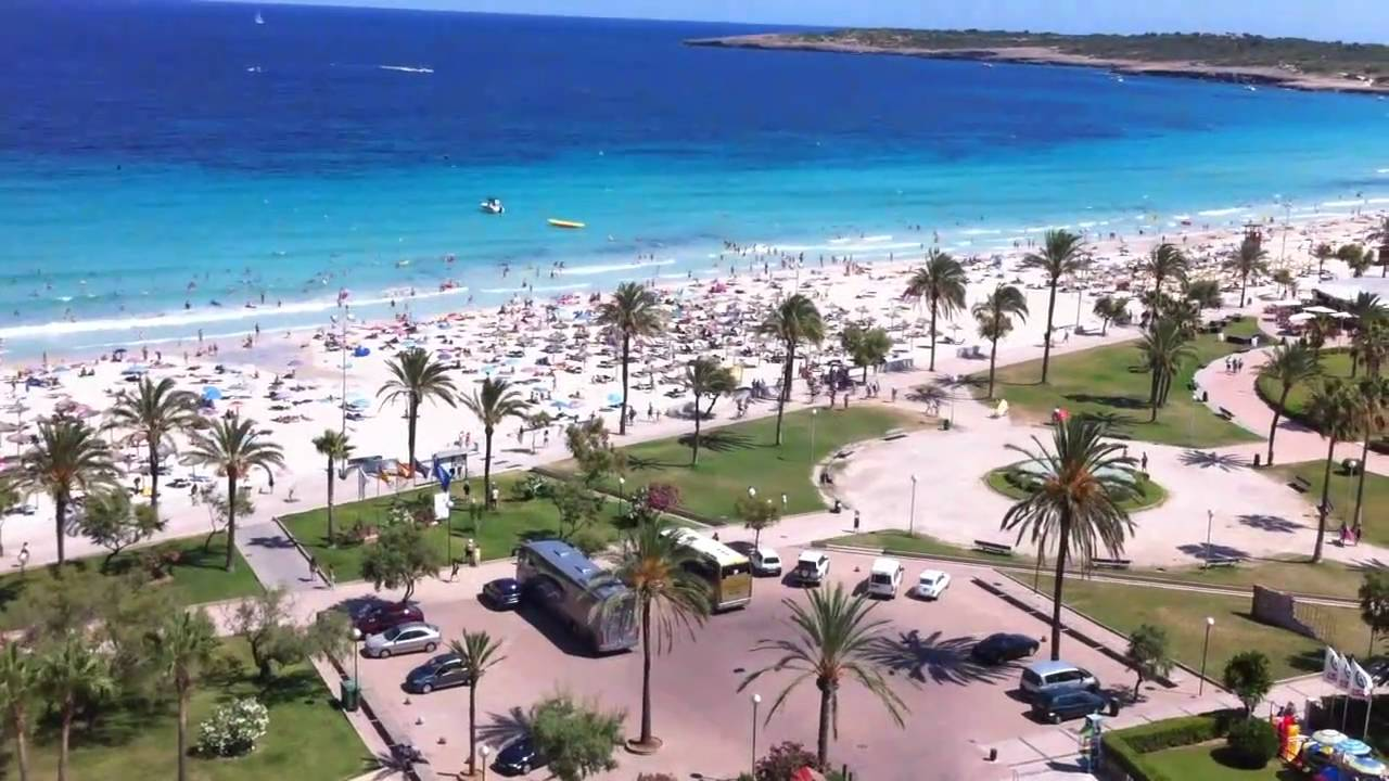 Cala Millor Spain  City pictures : CALA MILLOR BEACH MALLORCA, SPAIN. THE BEST VIEW Sentido Castell de ...