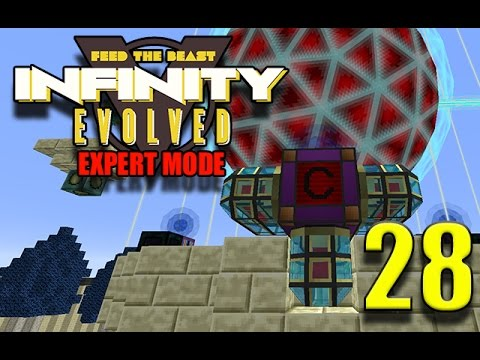 """CREATIVE ENERGY CELL"" - FTOG Infinity Expert Mode - ep:28"